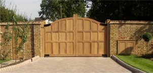 "We provide Automatic Gate design, Installation and maintenance of Automatic Gate systems. We can provide either bespoke wooden or metal Automatic Gates or ""off the shelf"" Gates."